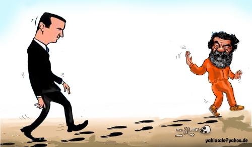 الكاريكاتوريست يحيى السلو
